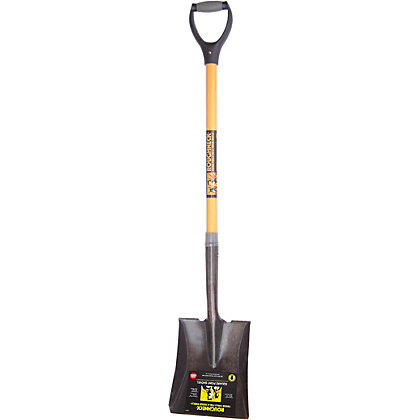 Image for Roughneck Square Point Garden Shovel - Steel from StoreName