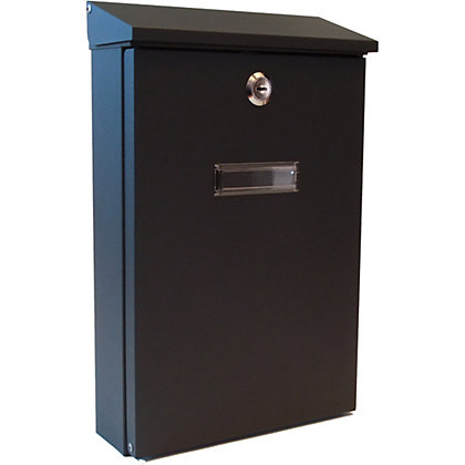 Image for Saturn Letterbox- Black from StoreName