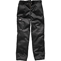 Dickies Redhawk Super Work Trousers - Black 34R