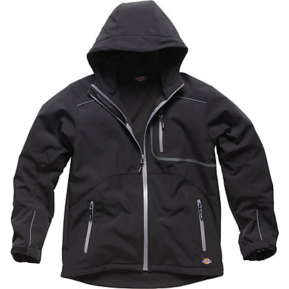 Image for Dickies Melbourn Jacket - Black L from StoreName