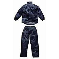Dickies Vermont Waterproof Suit - Navy M