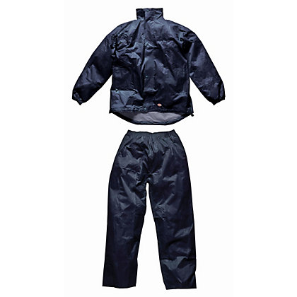 Image for Dickies Vermont Waterproof Suit - Navy M from StoreName