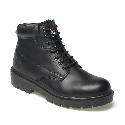 Image for Dickies Antrim Safety Boot - Black 8 from StoreName