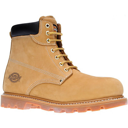 Image for Dickies Cleveland Super Safety Boot - Honey 8 from StoreName