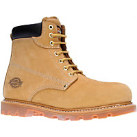 Dickies Cleveland Super Safety Boot - Honey 9