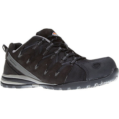 Image for Dickies Tiber Super Safety Trainer - Black 9 from StoreName