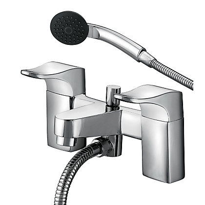 Image for Bristan Desire Bath Shower Mixer Tap from StoreName
