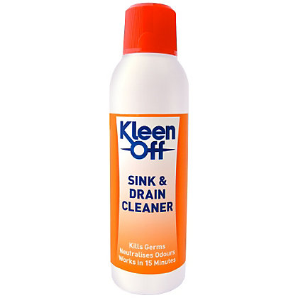 Image for Kleen Off Sink And Drain Unblocker - 500ml from StoreName