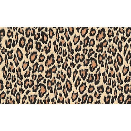 Image for Fablon Sticky Back Plastic - Leopard from StoreName