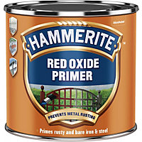 Hammerite Red Oxide Metal Primer - 500ml