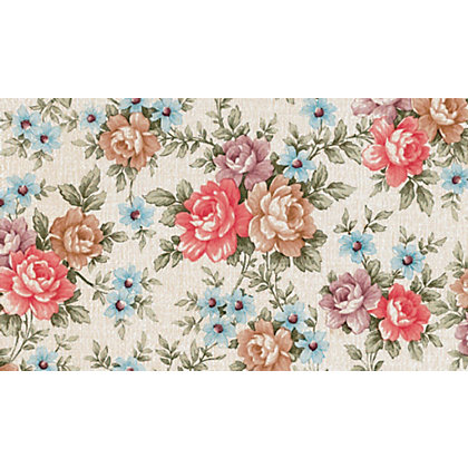 Image for Fablon Sticky Back Plastic - Romance Floral from StoreName