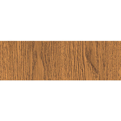 Image for Fablon Sticky Back Plastic - Oak Medium from StoreName