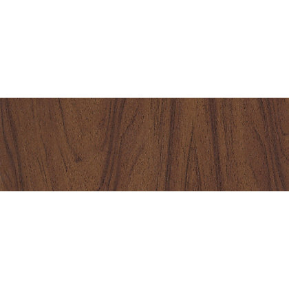 Image for Fablon Sticky Back Plastic - Walnut Deep from StoreName
