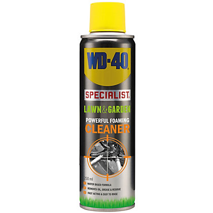 Image for WD-40 Lawn & Garden Foaming Cleaner from StoreName