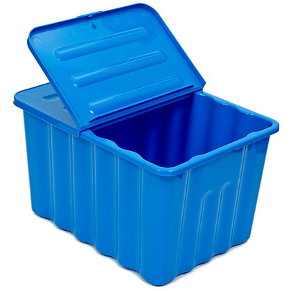 Image for 48L Storage Box - Blue from StoreName
