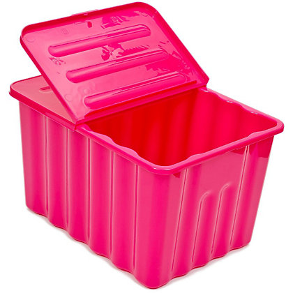 Image for 48L Storage Box - Pink from StoreName