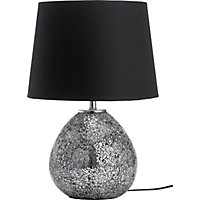 bedside touch and large modern table lamps for sale online in the uk. Black Bedroom Furniture Sets. Home Design Ideas