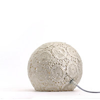 Lace Ball Table Lamp