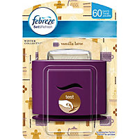 Febreze Set And Refresh Starter Kit - Vanilla Latte