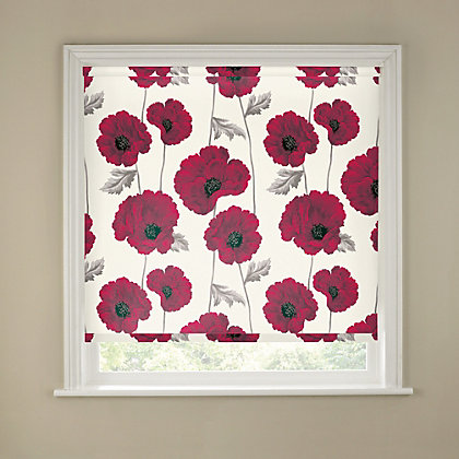 Image for Homebase Poppy Roller Blind - 90cm from StoreName