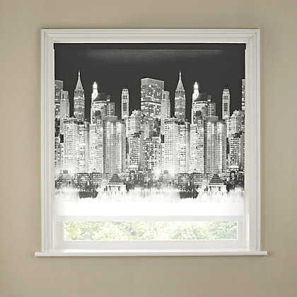 Image for Home of Style New York City Blackout Blind - 120cm from StoreName