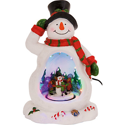 Smiling Snowman Ornament At Homebase Be Inspired And