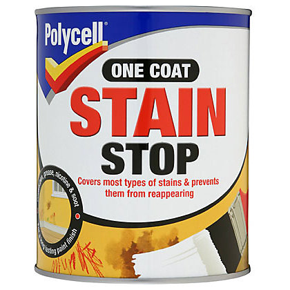 Image for Polycell Stain Stop - 1L from StoreName