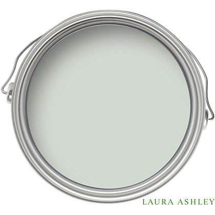 Image for Laura Ashley Pale Eau de Nil - Matt Emulsion Paint - 5L from StoreName