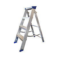 Werner 4 Tread Builders Stepladder