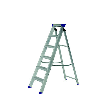Image for Werner 6 Tread Builders Stepladder from StoreName