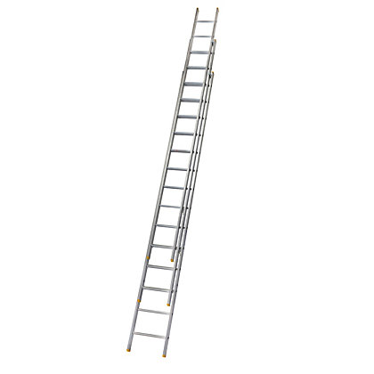 Image for Werner Triple Box Section Extension Ladder 4.09m from StoreName