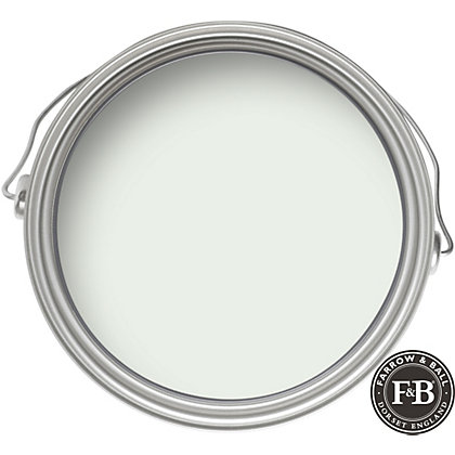 Image for Farrow & Ball Modern No.252 Pavilion Blue -  Matt Emulsion Paint - 2.5L from StoreName