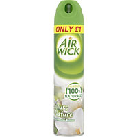 Air Wick 4 In 1 Air Freshener Spray Jasmine 240ml