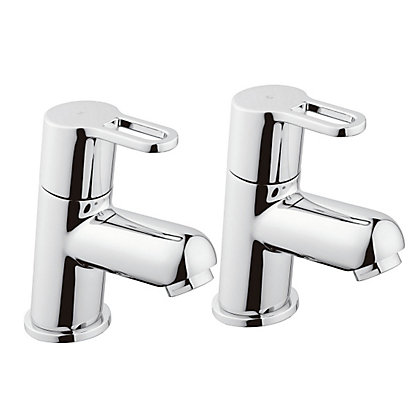 Image for Bristan Jive Basin Taps from StoreName