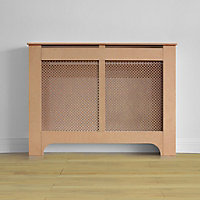 Richmond Radiator Cabinet Unfinished MDF - (W)120 x (H)90 x (D)20cm
