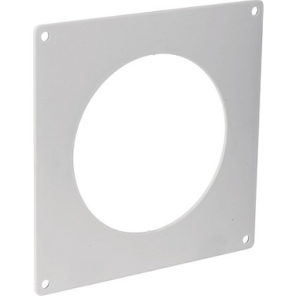 Image for Round Ducting Wall Plate from StoreName