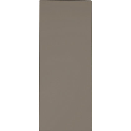 Image for Hygena Single Wardrobe Door - Mocha Gloss from StoreName