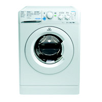 Indesit Innex XWSC 61251 W Washing Machine - White