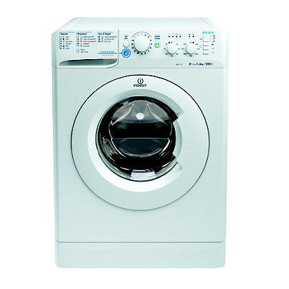 Image for Indesit Innex XWSC 61251 W Washing Machine - White from StoreName