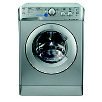 Indesit Innex XWSC 61252 S Washing Machine - Silver