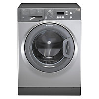 Hotpoint Aquarius WMAQF 641G Washing Machine - Graphite