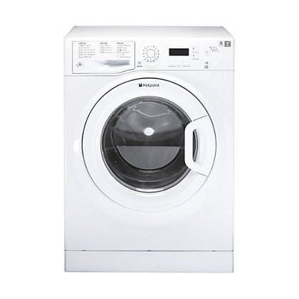 Image for Hotpoint Extra WMXTF 842P Washing Machine - White from StoreName