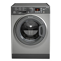 Hotpoint Extra WMXTF 842G Washing Machine - Graphite