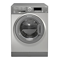 Hotpoint Ultima S-Line SWMD 9437G Washing Machine - Graphite