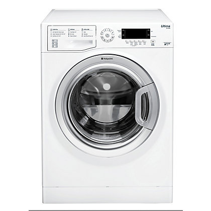Image for Hotpoint SWMD9437X Washing Machine - White from StoreName