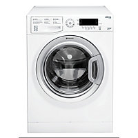 Hotpoint Ultima S-Line SWMD 9637XR Washing Machine - White