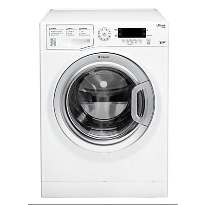 Image for Hotpoint Ultima S-Line SWMD 9637XR Washing Machine - White from StoreName