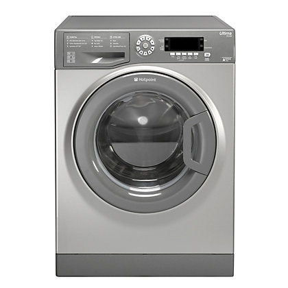 Image for Hotpoint Ultima S-Line SWMD 9637G Washing Machine - Graphite from StoreName