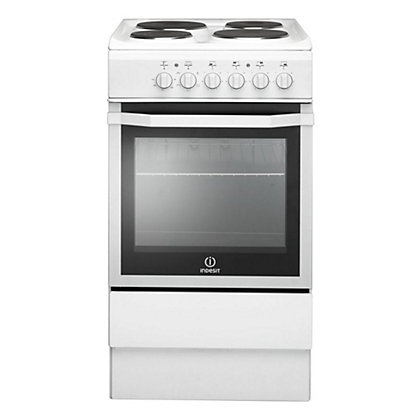 Image for Indesit I5ESHW/ Freestanding Cooker - White from StoreName