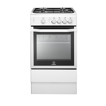 Image for Indesit I5GGW/ Freestanding Cooker - White from StoreName